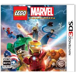LEGO(R)マーベル スーパー・ヒーローズ ザ・ゲーム【3DSゲームソフト】   [ニンテンドー3DS]