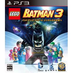 【在庫限り】 LEGO バットマン3 ザ・ゲーム ゴッサムから宇宙へ 【PS3ゲームソフト】