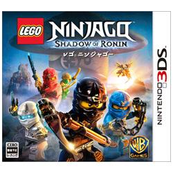 LEGO ニンジャゴー ローニンの影 【3DSゲームソフト】