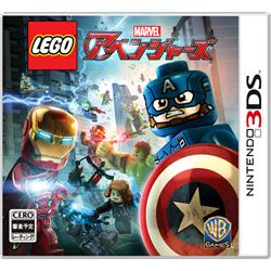 【在庫限り】 LEGO マーベル アベンジャーズ 【3DSゲームソフト】
