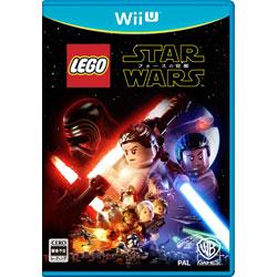 〔中古〕 LEGO スター・ウォーズ/フォースの覚醒 【WiiU】
