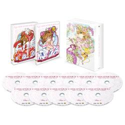 カードキャプターさくら Blu-ray BOX <初回仕様版> 【ブルーレイ ソフト】    [ブルーレイ]