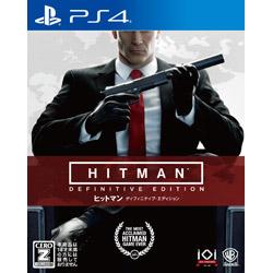 [Used] Hitman-definition Restorative Edition [PS4]