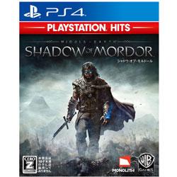 シャドウ・オブ・モルドール PlayStation Hits 【PS4ゲームソフト】