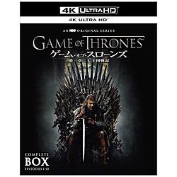 ゲーム・オブ・スローンズ 第一章:七王国戦記 4K ULTRA HD&ブルーレイセット コンプリート・ボックス