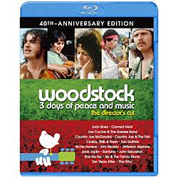 オムニバス / ウッドストック 愛と平和と音楽の3日間 BD
