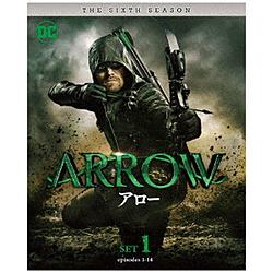 ARROW/アロー <シックス> 前半セット DVD