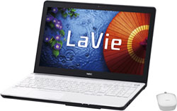 PC-LS550MSW(LAVIE S LS550/MS )