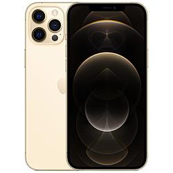 【ソフトバンク】iPhone 12 Pro Max A14 Bionic 6.7型 ストレージ:128GB デュアルSIM(nano-SIMとeSIM) MGCW3J/A ゴールド