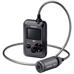 HX-A500 グレー[防水+防塵]アクションカメラ
