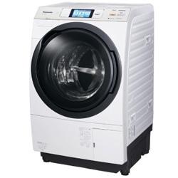 パナソニック(Panasonic) 【基本設置料金セット】 ドラム式洗濯乾燥機 (洗濯10.0kg/乾燥6.0kg)  NA-VX9600R-W クリスタルホワイト【洗濯槽自動お掃除・ヒーター乾燥機能付】