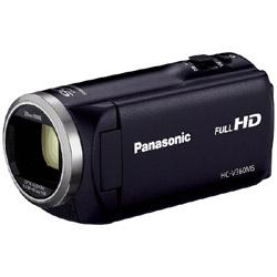 SD対応 16GBメモリー内蔵フルハイビジョンビデオカメラ(ブラック) HC-V360MS-K HC-V360MS ブラック [フルハイビジョン対応]