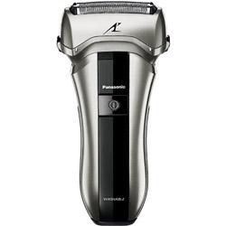 Panasonic(パナソニック) ES-CT20 メンズシェーバー ラムダッシュ シルバー調 [3枚刃 /国内・海外対応]