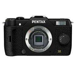 PENTAX Q7(ブラック) ボディ(レンズ別売)/デジタル一眼   [ボディ単体]