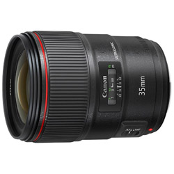 Canon EF 35mm F1.4L Ⅱ USM