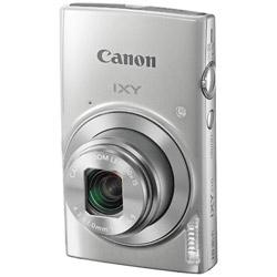 キヤノン(Canon) IXY 210 シルバー 広角レンズ搭載デジタルカメラ イクシー