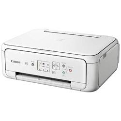 キヤノン(Canon) PIXUS TS5130WH(ホワイト) A4インクジェット複合機 [無線LAN/USB2.0]