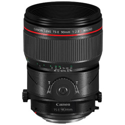 Canon TS-E 90mm F2.8L マクロ