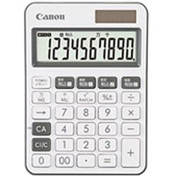 Canon(キヤノン) カラフル電卓(10桁) ミニ卓上 LS-105WUC-CH 【軽減税率対応】