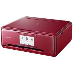 キヤノン(Canon) 【在庫限り】 PIXUS TS8130RD (レッド) A4インクジェット複合機 [無線LAN/USB2.0]