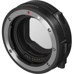 Canon ドロップインフィルターマウントアダプター EF-EOS R 可変式NDフィルター A付