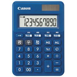 Canon(キヤノン) W税電卓 LS-100WT-MNB 【軽減税率対応】