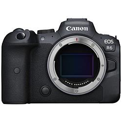 EOS R6 ミラーレス一眼カメラ    [ボディ単体]