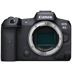 EOS R5 ミラーレス一眼カメラ    [ボディ単体]