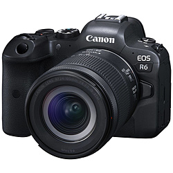 EOS R6・RF24-105 IS STM レンズキット ミラーレス一眼カメラ    [ズームレンズ]