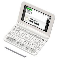 カシオ 電子辞書「エクスワード(EX-word)」(フランス語モデル・100コンテンツ搭載) XD-Z7200