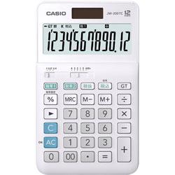 CASIO(カシオ) W税計算対応電卓 JW-200TC-N [W税率対応 /12桁] 【軽減税率対応】