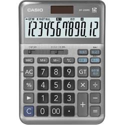 CASIO(カシオ) 軽減税率計算対応電卓 DF-200RC-N [W税率対応 /12桁] 【軽減税率対応】