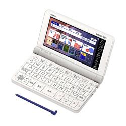 英語モデル(200コンテンツ収録) EX−word ホワイト XD-SX9800WE