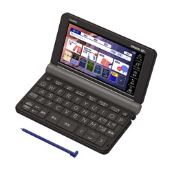 英語モデル(200コンテンツ収録) EX−word ブラック XD-SX9800BK