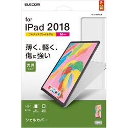 iPad Pro 11インチ 2018年モデル シェルカバー クリア TB-A18MPVCR クリア