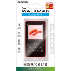 Walkman A 2018 NW-A50シリーズ対応 シリコンケース AVS-A18SCCR クリア AVS-A18SCCR クリア