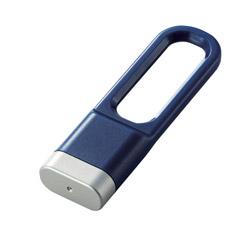 USBメモリ MF-LPU3016GBU ブルー [16GB /USB3.2 /USB TypeA /キャップ式]
