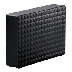 ELECOM(エレコム) SGD-MY030UBK 外付けHDD PS5対応 SGP-MYシリーズ Expansion(テレビ録画対応) ブラック [据え置き型 /3TB]