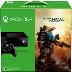 Xbox One (エックスボックスワン) (タイタンフォール同梱版) [ゲーム機本体] [5C7-00034]