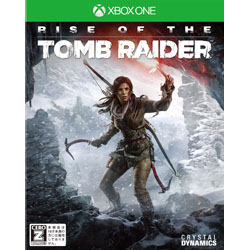 Rise of the Tomb Raider【Xbox Oneゲームソフト】   [XboxOne]