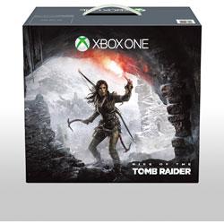 Xbox One 1TB(Rise of the Tomb Raider 同梱版)