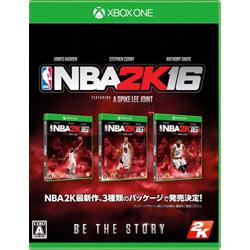 〔中古品〕NBA 2K16【Xbox Oneゲームソフト】   [XboxOne]