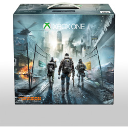 Xbox One(エックスボックスワン) 1TB(ディビジョン同梱版) [ゲーム機本体]