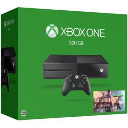 Xbox One(エックスボックスワン) 500GB(バトルフィールド 1 同梱版) [ゲーム機本体]