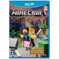 [使用] MINECRAFT:Wii U的版[WiiU的]