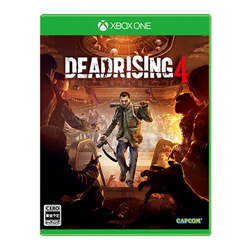 DEAD RISING (デッドライジング) 4 【Xbox Oneゲームソフト】