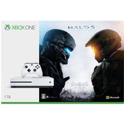 Xbox One S(エックスボックスワン エス) 1TB(Halo Collection 同梱版) [ゲーム機本体]