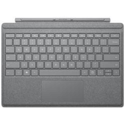 マイクロソフト(Microsoft) Surface Pro用 タイプ カバー プラチナ FFP-00019