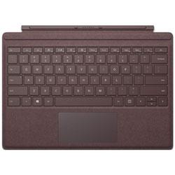 マイクロソフト(Microsoft) Surface Pro用 タイプ カバー バーガンディ FFP-00059