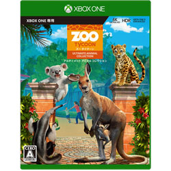 Zoo Tycoon:Ultimate Animal Collection 【Xbox Oneゲームソフト】